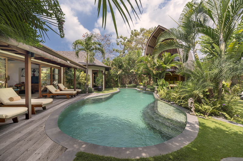 Lataliana Villa Sun Deck | Seminyak, Bali