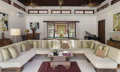 LataLiana Villas 8Br Living Area   Seminyak, Bali