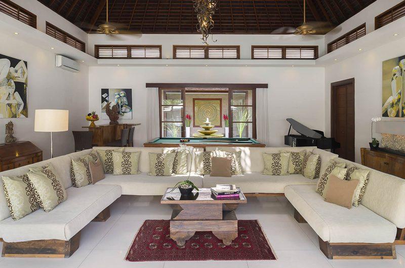 LataLiana Villas 8Br Living Area | Seminyak, Bali