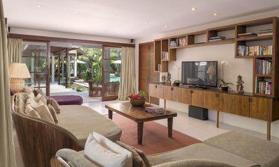LataLiana Villas 5Br Living Area   Seminyak, Bali