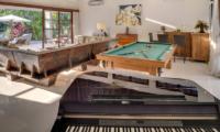 LataLiana Villas 5Br Pool Table | Seminyak, Bali