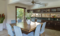 LataLiana Villas 2Br Dining Room | Seminyak, Bali