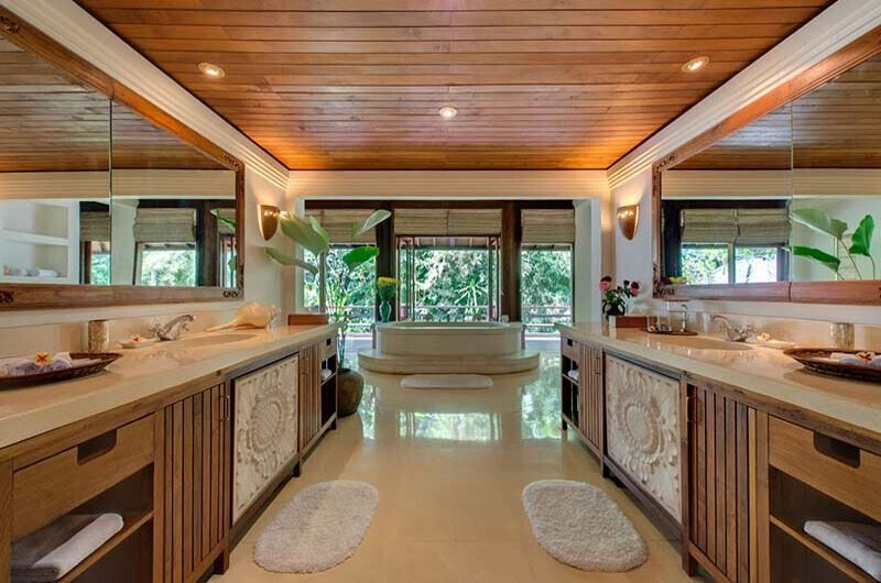 Villa Pangi Gita En-suite Bathroom | Pererenan, Bali