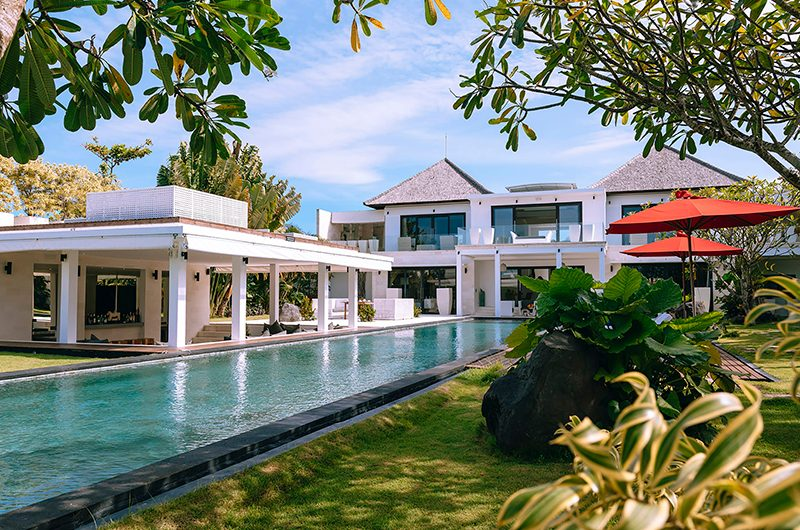Villa Anucara Pool with Garden View | Seseh, Bali