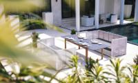 Villa Anucara Open Plan Dining Area | Seseh, Bali