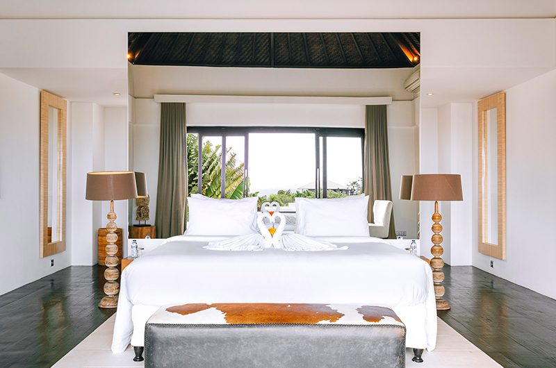 Villa Anucara Bedroom Area | Seseh, Bali