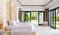 Villa Anucara Bedroom with Garden View | Seseh, Bali