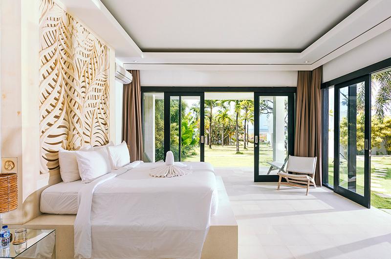Villa Anucara Bedroom with Garden View   Seseh, Bali