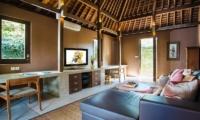 Villa Belong Dua Media Room | Seseh-Tanah Lot, Bali