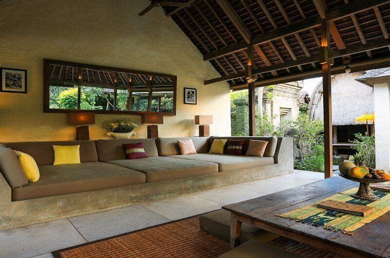 Villa Belong Dua Living Room | Seseh-Tanah Lot, Bali