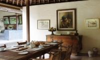 Villa Belong Dua Dining Room | Seseh-Tanah Lot, Bali