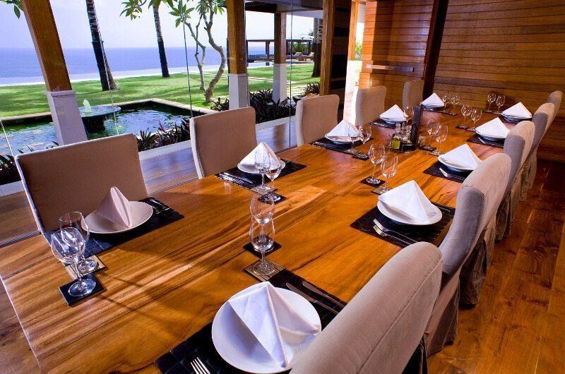 Villa Istana Dining Area | Uluwatu, Bali