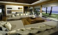 Villa Istana Living Area | Uluwatu, Bali