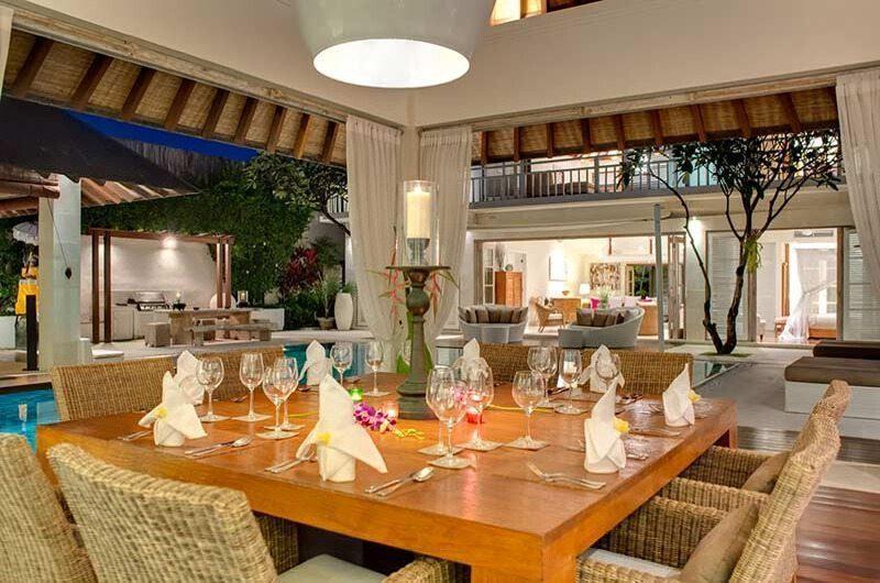 Villa Jajaliluna Dining Area | Seminyak, Bali