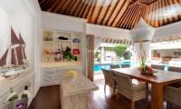 Villa Jajaliluna Dining Room | Seminyak, Bali
