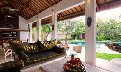 Villa Maharaj Living Area I Seminyak, Bali