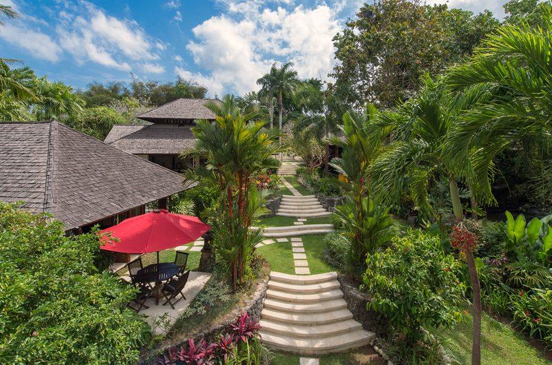 Villa Pangi Gita Pathway to Villa | Pererenan, Bali