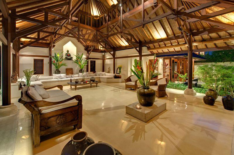 Villa Pangi Gita Indoor Living Area | Pererenan, Bali
