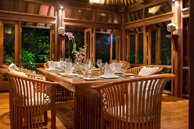 Villa Pangi Gita Dining Area | Pererenan, Bali
