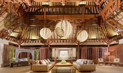 Villa Puri Bawana Living Area | Canggu, Bali