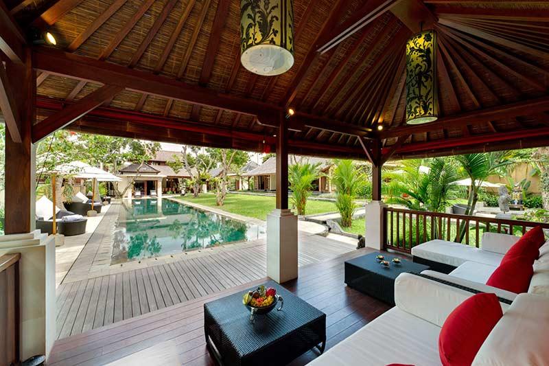 Villa San Pool Bale I Ubud, Bali