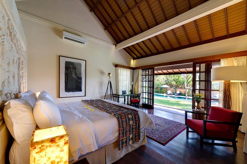 Villa San Bedroom I Ubud, Bali