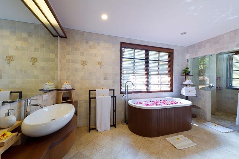 Villa San Bathroom I Ubud, Bali
