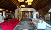 Villa San Outdoor Lounge | Ubud, Bali