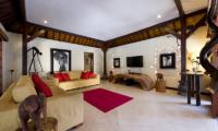 Villa San Living Area | Ubud, Bali