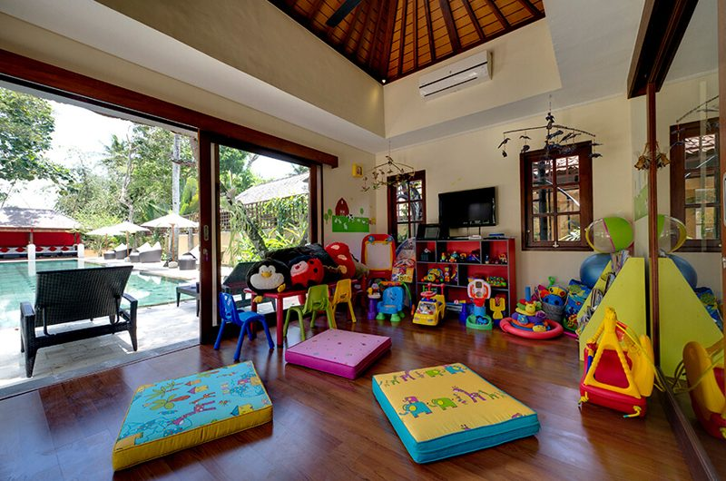 Villa San Children's Room | Ubud, Bali