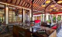Villa San Dining Pavilion | Ubud, Bali