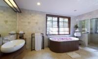 Villa San Bathroom | Ubud, Bali