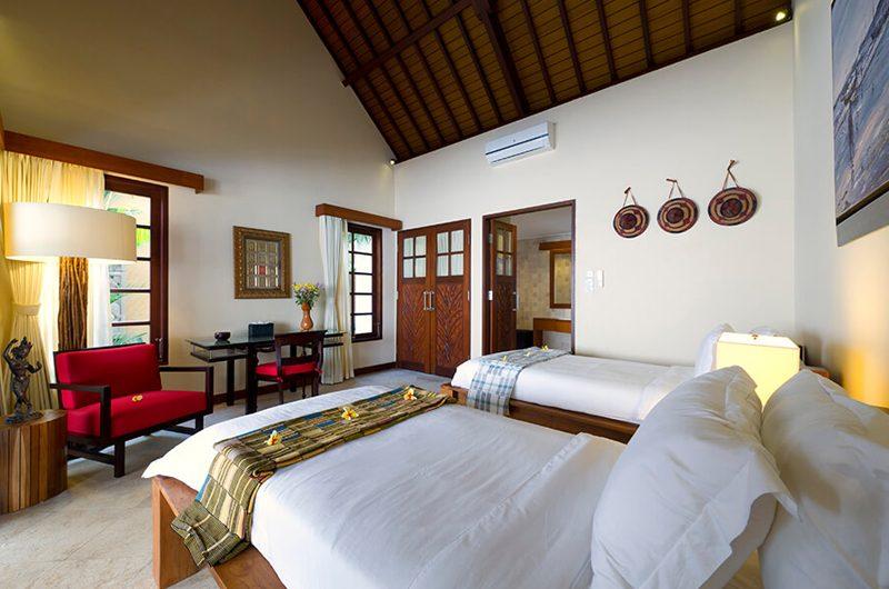 Villa San Twin Bedroom | Ubud, Bali