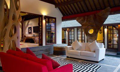 Villa San Lounge Area | Ubud, Bali