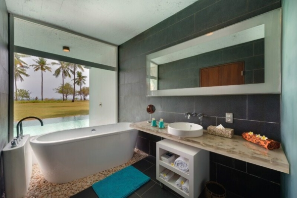 Villa Sapi Bathroom   Lombok, Bali