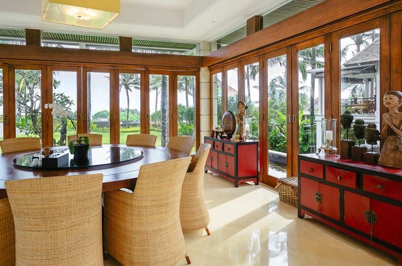 Villa Semarapura Dining Room|Seseh, Bali