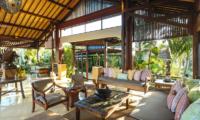 Villa Semarapura Living Area | Seseh-Tanah Lot, Bali
