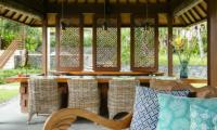 Villa Semarapura Dining Area | Seseh-Tanah Lot, Bali