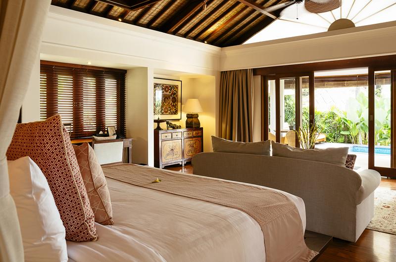 Villa Semarapura Master Bedroom | Seseh-Tanah Lot, Bali