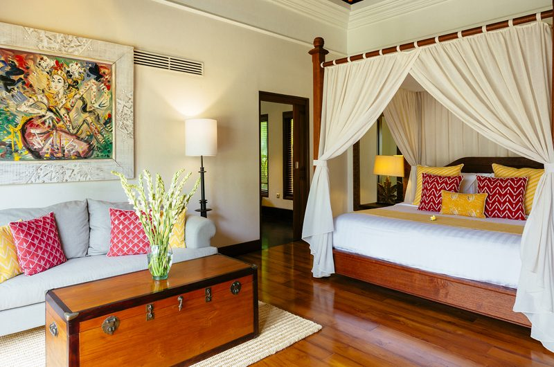 Villa Semarapura Bedroom | Seseh-Tanah Lot, Bali