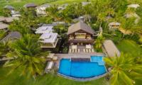 Villa Semarapura Bird's Eye View | Seseh, Bali