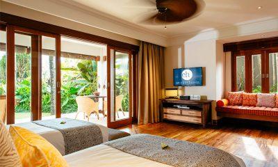 Villa Semarapura Twin Bedroom | Seseh, Bali