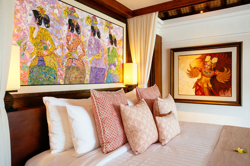 Villa Semarapura Bedroom | Seseh, Bali