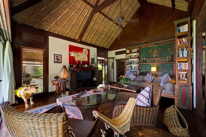 Villa Sungai Tinggi Master Suite Living I Canggu, Bali