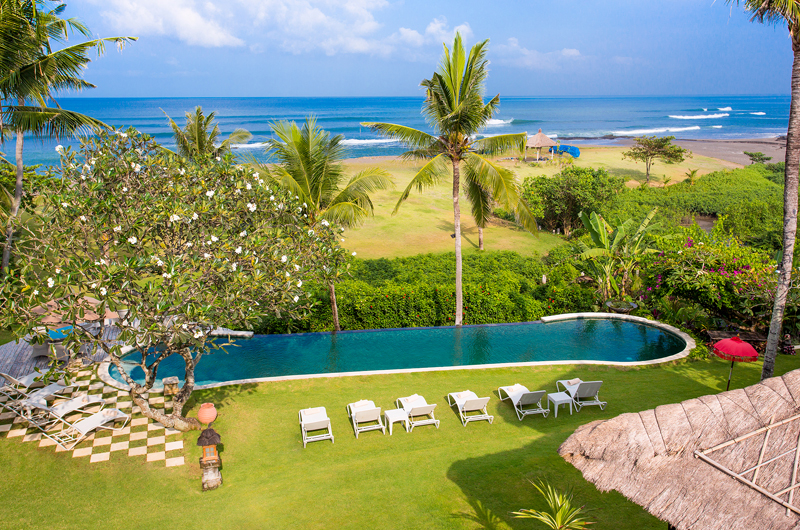 Villa Sungai Tinggi Bird's Eye View | Canggu, Bali