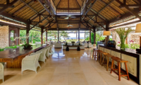 Villa Sungai Tinggi Dining Pavilion | Canggu, Bali