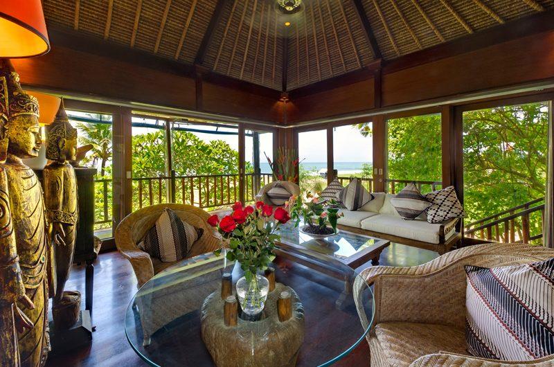 Villa Sungai Tinggi Lounge Area | Canggu, Bali