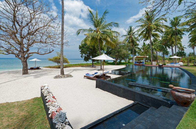 Villa Sapi Pool Side | Lombok, Indonesia