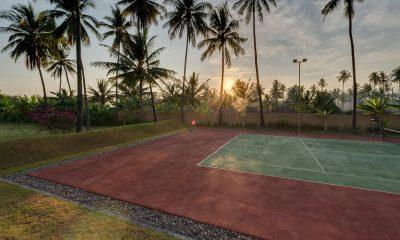 Villa Sapi Tennis Court | Lombok, Indonesia