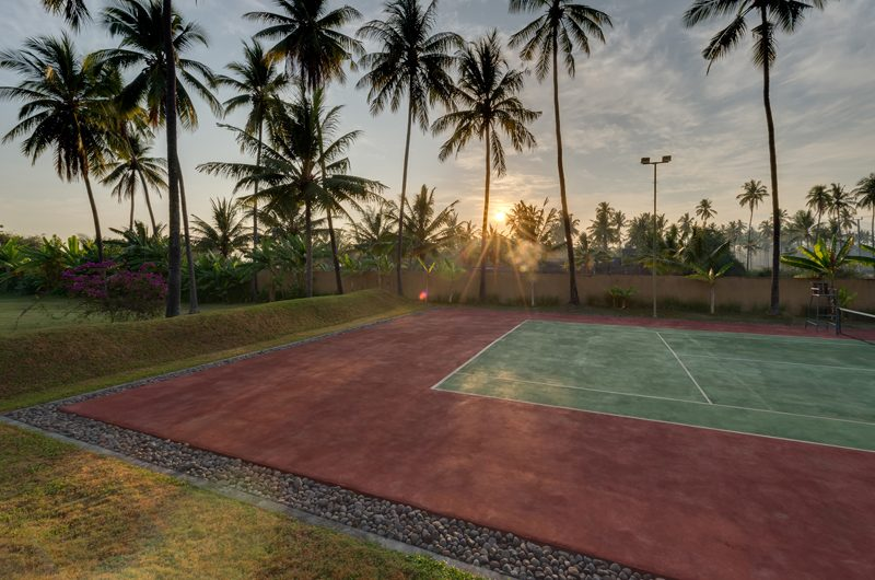 Villa Sapi Tennis Court | Lombok, Indonesia